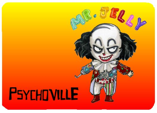 Mr Jelly And His Daughter By Bethan Powell On Deviantart: The League Of Gentlemen Web Site